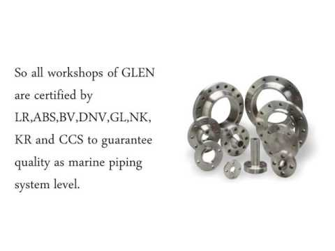Glen flange limited focus on marine industry