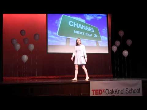 Why are you unhappy? | Augusta Imperatore | TEDxOakKnollSchool