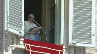 Pope: A narrow door, but a door that's always open