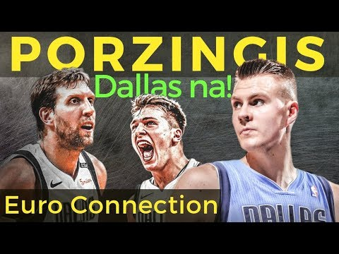 Porzingis at Doncic MAGKAKAMPI NA! MAVS & KNICKS Blockbuster Trade