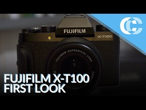 Fujifilm X-T100 With XC 15-45mm F3.5-5.6 OIS PZ Lens | First Look