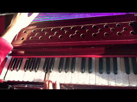 O Canada Song - On Harmonium