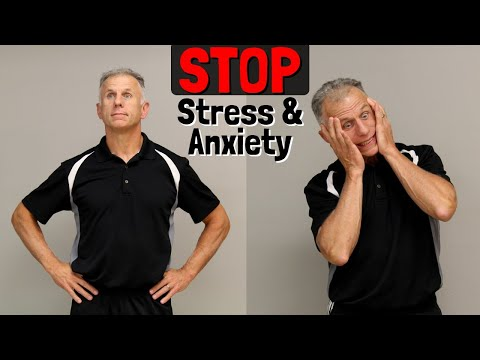 STOP Stress & Anxiety Using The