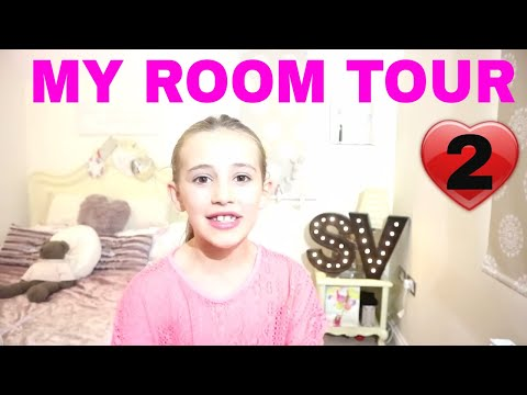My Room Tour 💋 FIRES WORLD 💋