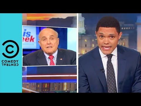 """Is Rudy Giuliani A """"Legal Wizard""""? 