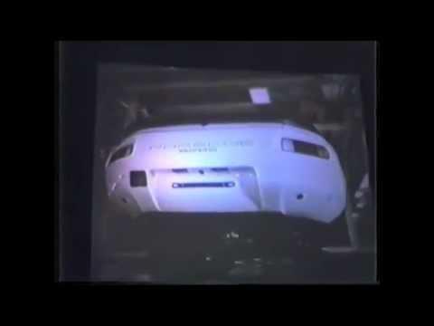 Porsche Factory Video    1986   Featuring Porsche 928