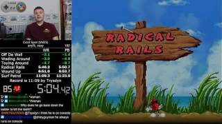 (10:59) Cool Spot (SNES) - any%, easy speedrun *World Record*