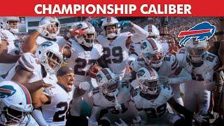 Buffalo Bills 2019 Playoffs: Championship Caliber