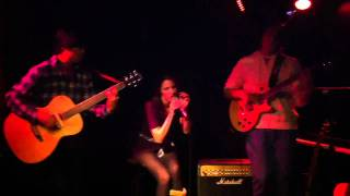 Fustache the Band - Down Towards the Healing (Lovedrug Cover) @ the Sidewalk Cafe