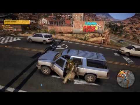 Tom Clancy's Ghost Recon® Wildlands - corporative mission 2  