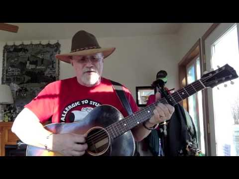 1501 -  The Thunder Rolls -  Garth Brooks cover with guitar chords and lyrics