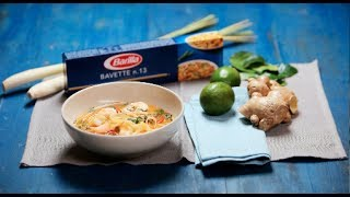 Barilla Sg - Tom Yum Soup With Bavette