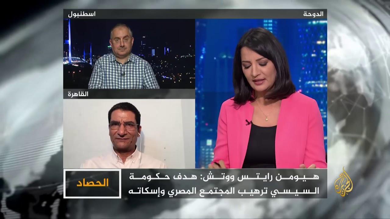 الجزيرة:الحصاد-مصر.. حملة لسحق حرية الفن
