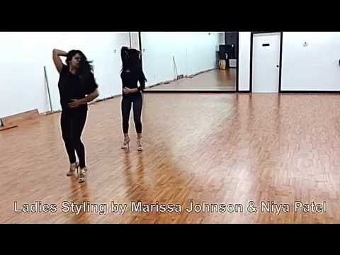 Ladies' Styling Class by Marissa & Niya @ Rhythmz & Motion Dance Studio Videos De Viajes