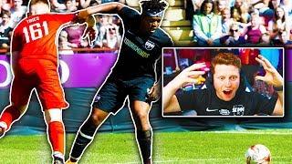 REACTING TO THE FINAL SIDEMEN FC VS YOUTUBE ALLSTARS MATCH
