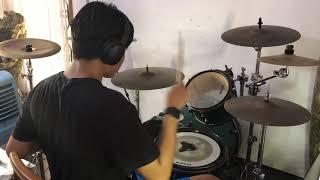 begitu indah padi drum cover by anuraga kartika