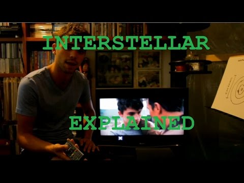 Interstellar TRULY EXPLAINED and ANALYZED (Spoilers)