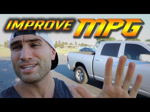 5 Ways To Improve MPG On A TRUCK
