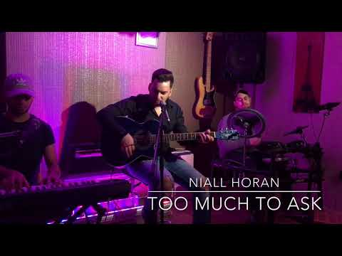 Too Much To Ask - Niall Horan Acoustic Cover - Symposium Music