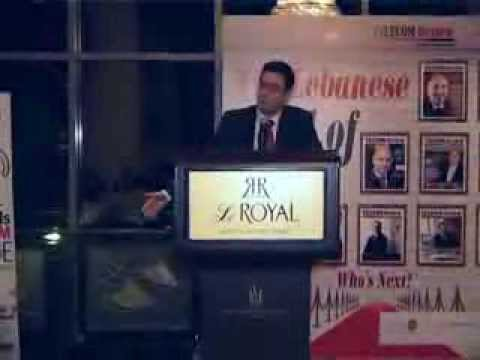 "TelecomReview Summit: ""Friends Of Telecom"" Lebanon 2011"