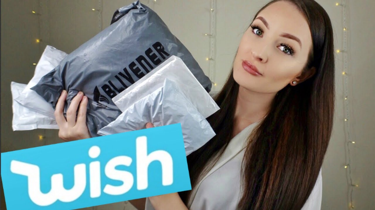 Wish Unboxing Haul! Is WISH A Scam?! Free Items?!
