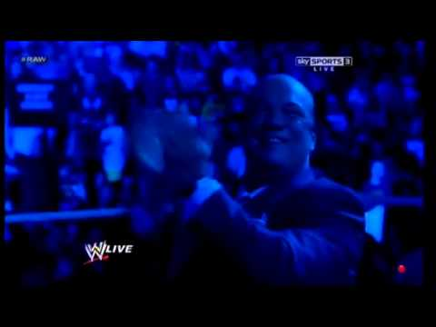 Paul Heyman Newest Client   Curtis Axel Debut