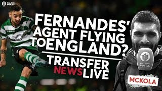 Bruno Fernandes & Maguire Latest! | Man Utd Transfer News