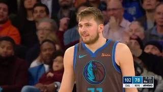 Dallas Mavericks vs New York Knicks | January 30, 2019