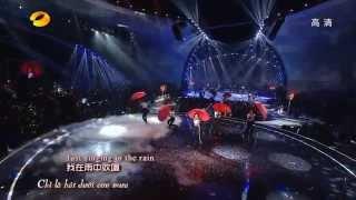 [Vietsub] Thiên hạ vô song + Singing in the rain - Trương Lượng Dĩnh 天下无双+Singing in the rain 张靓颖