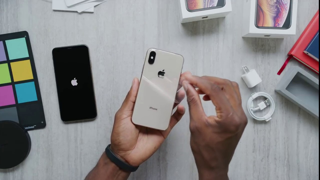 iPhone XS Unboxing & Giveaway - FREE iPhone XS Claim Today