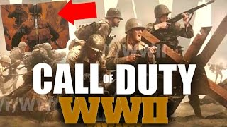 CALL OF DUTY: WWII LEAKED! New World War 2 COD in 2017!?