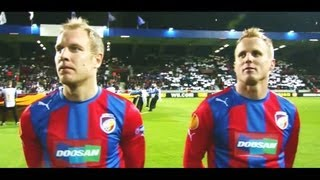 FC Viktoria Plzeň - Cesta Evropskou ligou 2012/2013 | HD