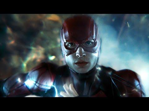 Flash runs back