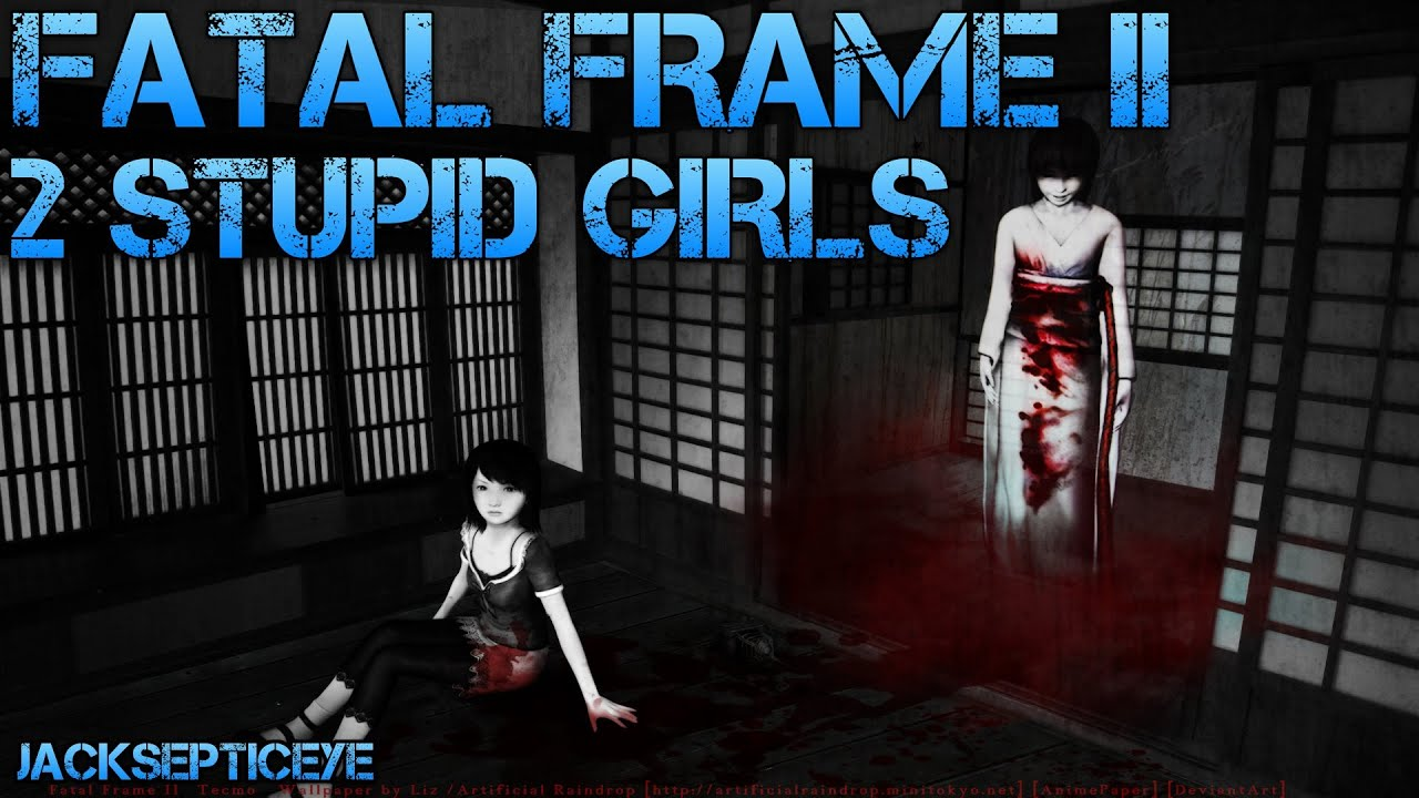 Is Fatal Frame Based On A True Story - Page 7 - Frame Design ...