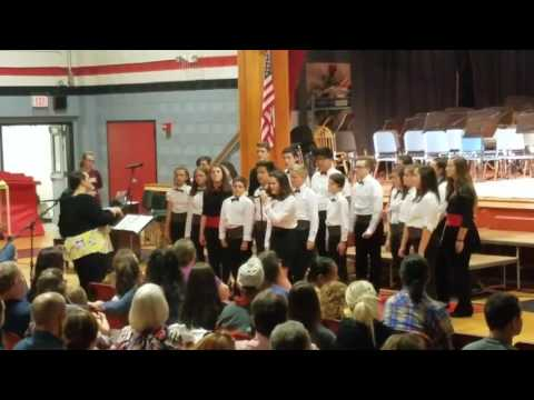 When I Fall In Love - Hudson Memorial School Swing Choir