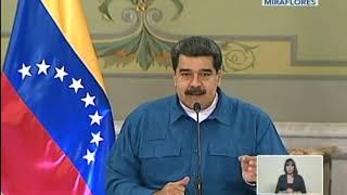 Nicolas Maduro, transmisión completa desde Miraflores, 20 septiembre 2018