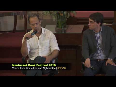 Nantucket Book Festival 2016: Voices From War in Iraq & Afghanistan