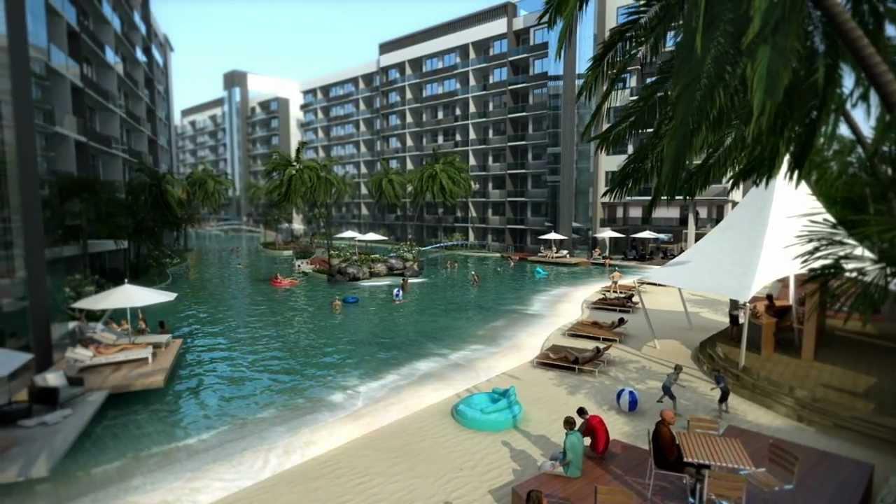 laguna beach resort jomtien by heights holdings youtube. Black Bedroom Furniture Sets. Home Design Ideas