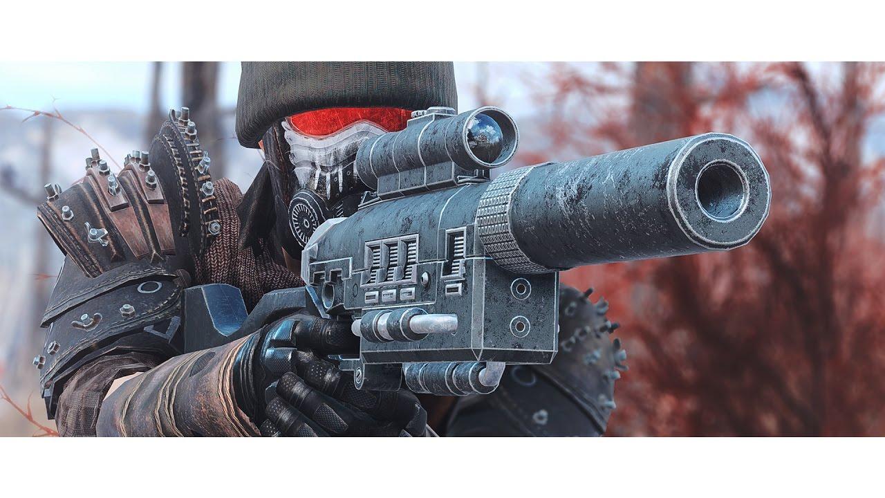 Download 12.7mm Pistol - Fallout 4 Mods