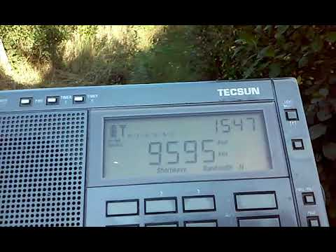 9595 kHz Radio Nikkei 1, first reception since October 2016