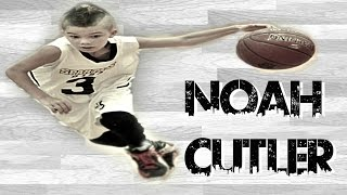 10 Year Old Point Guard Phenom Noah Cutler Defines GRINDMODE! INSANE Handles and Vision