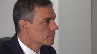 Sánchez pide unidad y una acción internacional coordinada para apoyar a Líbano