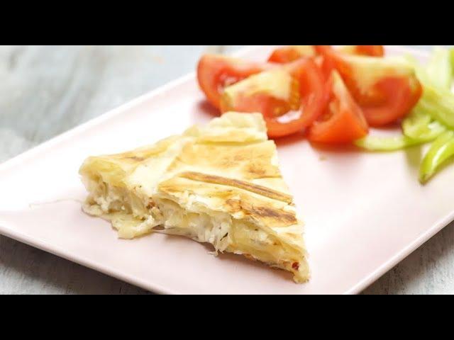 Pratik Peynirli Tava Böreği Tarifi, Nasıl Yapılır?