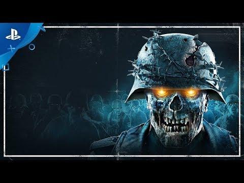 Zombie Army 4: Dead War – Reveal Trailer | PS4