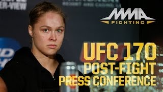 [23.75 MB] UFC 170 Post-Fight Press Conference Video