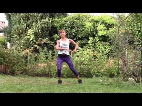 Step 2: Basic Salsa for Zumba – Irina Kirkman – Zester