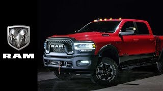 2019 Ram 2500 Power Wagon | Product Features