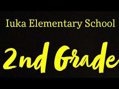 Iuka Elementary School 2nd Grade Meet the Teacher