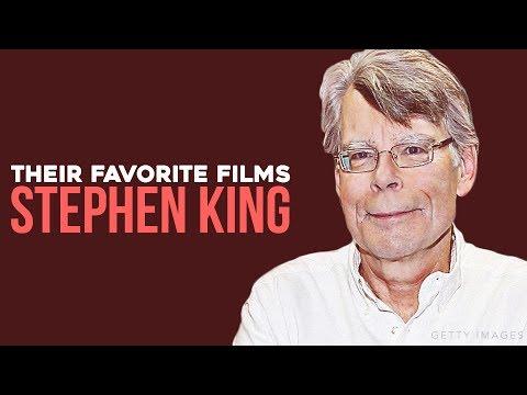 Stephen King Shares His Favorite Horror Films