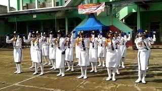 paskibra SMPN 21 MALANG (Paskibra Baladika Satya Pataka)